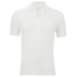 GANT Rugger Men's Vee Polo Shirt - Eggshell: Image 1