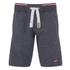 Superdry Men's Orange Label Tri Grit Sweat Shorts - Navy: Image 1