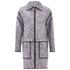 KENZO Women's Laquered Sand Cotton Jacquard Jacket - Glycine: Image 1