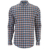 Lacoste Men's Oxford Checked Long Sleeve Shirt - Multi: Image 1