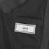 AMI Men's Zipped Teddy Jacket - Black: Image 4