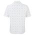 AMI Men's Tailored Collar Short Sleeve Shirt - White: Image 2