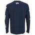 Billionaire Boys Club Men's Astro Poster Long Sleeve T-Shirt - Navy Blazer: Image 2