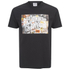 Billionaire Boys Club Men's The Wall T-Shirt - Black: Image 1