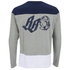 Billionaire Boys Club Men's Billionaire Jerz Long Sleeve Jersey - Heather Grey: Image 2