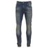Scotch & Soda Men's Skim Worn Denim Jeans - Hocus Pocus: Image 1