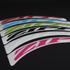 Zipp 808/Disc Colour Wheel Decal Set 2016: Image 2
