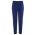 Carven Women's Pantalon Crepe Trousers - Navy: Image 2