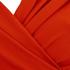 Carven Women's Jersey Mini Dress - Red: Image 3