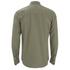Nudie Jeans Men's Gunnar Long Sleeve Shirt - Olive: Image 2