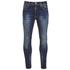 Nudie Jeans Men's Lean Dean Slim Jeans - Peel Blue: Image 1