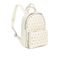 REDValentino Women's Eyelet Backpack - White: Image 2