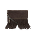 Elizabeth and James Women's Andrew Clutch Bag - Chocolate: Image 1