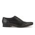 Ted Baker Men's Rogrr 2 Leather Toe-Cap Oxford Shoes - Black: Image 1