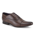 Ted Baker Men's Rogrr 2 Leather Toe-Cap Oxford Shoes - Brown: Image 2