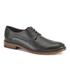 Ted Baker Men's Irron 3 Leather Derby Shoes - Black: Image 2