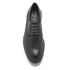 Ted Baker Men's Irron 3 Leather Derby Shoes - Black: Image 3