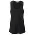 Helmut Lang Women's Silk Tank Top - Black: Image 1