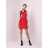 Baum und Pferdgarten Women's Alexina Dress - Fiery Red: Image 2