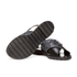 KENZO Women's Kruise Buckle Leather Sandals - Black: Image 6