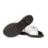 KENZO Women's Kruise Buckle Leather Sandals - White: Image 6