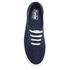 Keds Women's Triumph Sport Perforated Suede Trainers - Navy: Image 3