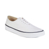 Sperry Men's Cloud CVO Vulcanized Trainers - White: Image 4