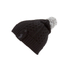 Luke Men's The Birdy Dance Cable Knitted Beanie - Black: Image 2