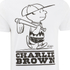 TSPTR Men's Charlie Brown T-Shirt - White: Image 3