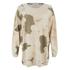 Maison Scotch Women's Cool Loose Fitted Sweatshirt - Multi: Image 1