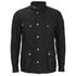 Barbour International Men's Ariel Quilt Jacket - Black: Image 1