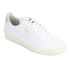 Puma Men's Tennis Star Crafted Leather Low Top Trainers - White: Image 2