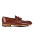 Paul Smith Shoes Men's Conway Leather Tassle Loafers - Tan Dip Dye: Image 1