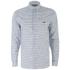 Lacoste Live Men's Poplin Long Sleeve Shirt - Blue: Image 1