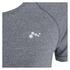 ONLY Women's Germain Training T-Shirt - Medium Grey : Image 3