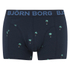 Bjorn Borg Men's Twin Pack Palms Boxers - Total Eclipse: Image 5