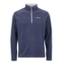 Craghoppers Men's Selby Half Zip Microfleece Jumper - Dusk Blue: Image 1