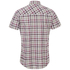 Craghoppers Men's Avery Short Sleeve Shirt - Chesterfield Red: Image 2