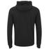 J.Lindeberg Men's Zipped Hooded Sweatshirt - Black: Image 2