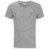 J.Lindeberg Men's Crew Neck Stripe T-Shirt - Off White: Image 1
