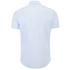 J.Lindeberg Men's Short Sleeve Shirt - Light Blue: Image 2