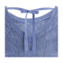 ONLY Women's Noah Short Knitted Pullover - Vintage Indigo: Image 3
