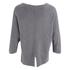 ONLY Women's Tessa Oversize Knitted Pullover - Light Grey Melange: Image 2