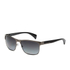 Prada Men's Conceptual Metal Sunglasses - Antique Brushed Gunmetal: Image 2