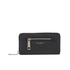 Marc By Marc Jacobs Womens Gotham City Standard Continental Wallet - Black: Image 1