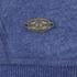 Tokyo Laundry Men's Santa Rosa Hoody - Cornflower Blue Marl: Image 4