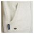 Tokyo Laundry Men's Harlem Cove Zip Through Hoody - Oatmeal Marl: Image 4