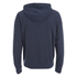 Tokyo Laundry Men's Harlem Cove Zip Through Hoody - Dark Navy: Image 2
