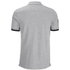 Tokyo Laundry Men's Port Orange Polo Shirt - Light Grey Marl: Image 2