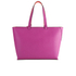 Calvin Klein Women's Sofie Perforated Large Saffiano Tote Bag - Berry: Image 5